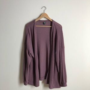 Wild Fable oversize cardigan size M/L